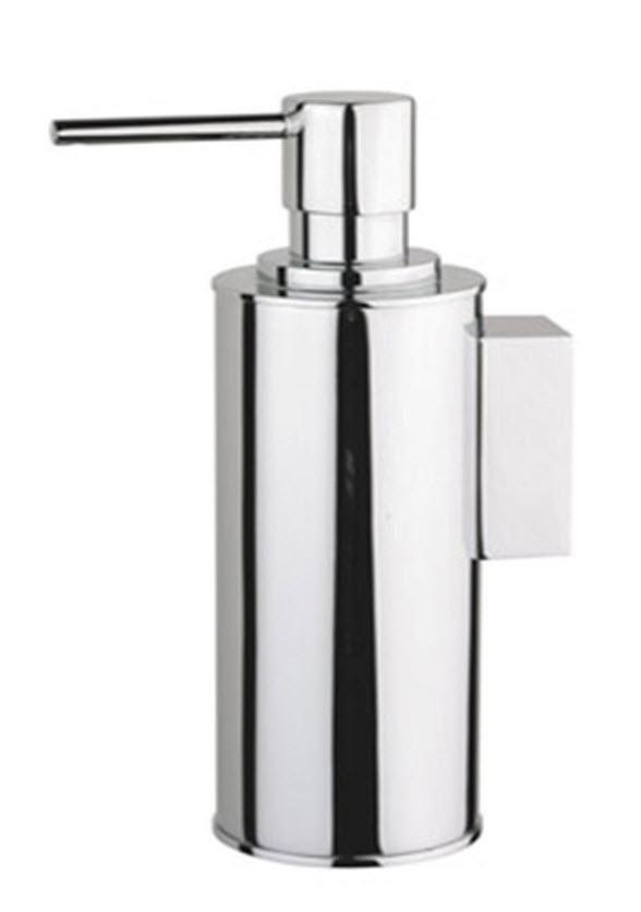 Metal Dispenser Soap Dish Toothbrush Holder Bathroom: Sonia Tecno Project Metal Soap Dispenser Wall Mounted